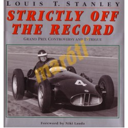 Strictly Off The Record - Grand Prix controversy and intrigue