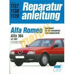 Alfa Romeo 164 1987-től (Javítási kézikönyv)