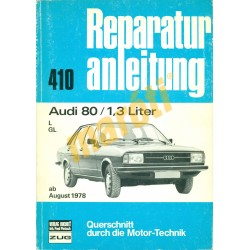 Audi 80 1978-tól (Javítási kézikönyv)