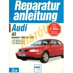 Audi A3 1996 - 1998 (Javítási kézikönyv)