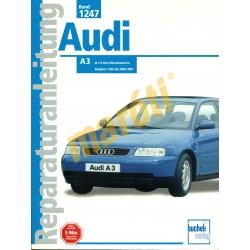 Audi A3 diesel  (Javítási kézikönyv)