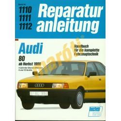 Audi 80 1988 ősztől (Javítási kézikönyv)