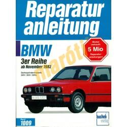 BMW 3-as 1982-től 320i, 323i, 325e (Javítási kézikönyv)