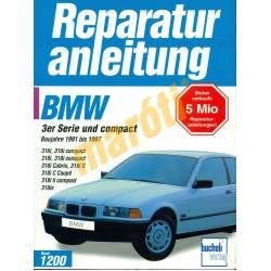 Bmw 3-as széria és a compact (Javítási kézikönyv)