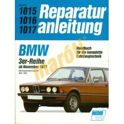 BMW 3-as 1977-től 320, 323i (Javítási kézikönyv)