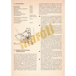 Chrysler Simca Horizon (Javítási kézikönyv)