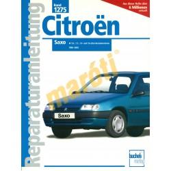 Citroen Saxo 1996 - 2003 (Javítási kézikönyv)