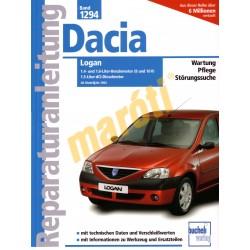 Dacia Logan 2004 (Javítási kézikönyv)