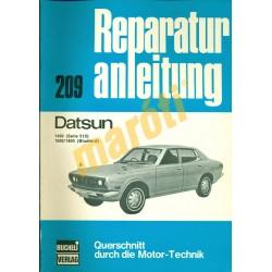 Datsun 510, Bluebird (Javítási kézikönyv)