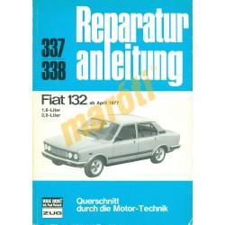 Fiat 132 1977-től (Javítási kézikönyv)