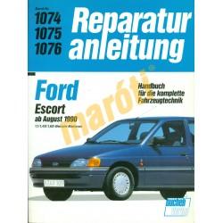 Ford Escort benzines 1990-től (Javítási kézikönyv)