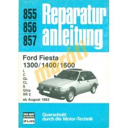 Ford Fiesta 1983-tól (Javítási kézikönyv)