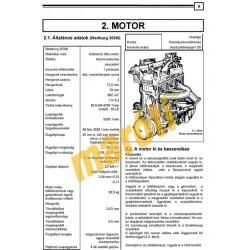 Renault 21 (1986-1994) (Javítási kézikönyv)