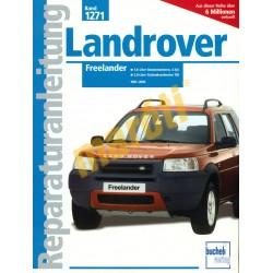Landrover Freelander 1997-től (Javítási kézikönyv)