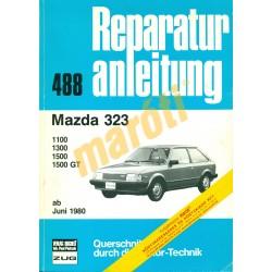 Mazda 323 1980-tól (Javítási kézikönyv)