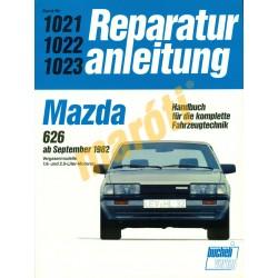 Mazda 626 1982-től (Javítási kézikönyv)