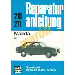 Mazda 616 (Javítási kézikönyv)