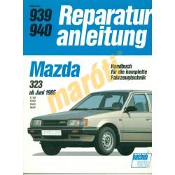 Mazda 323 1985-től (Javítási kézikönyv)