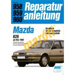 Mazda 626 1985-től (Javítási kézikönyv)