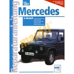 Mercedes G-Modell (Javítási kézikönyv)