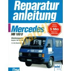 Mercedes MB 100D (Javítási kézikönyv)