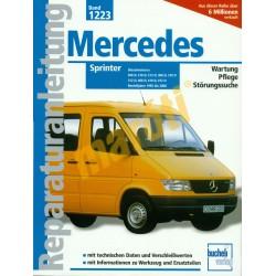 Mercedes Sprinter (Javítási kézikönyv)