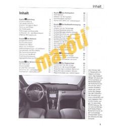 Mercedes C-Klasse W203 (Javítási kézikönyv)