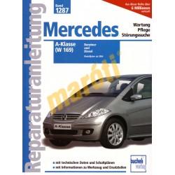 Mercedes A-Klasse (W 169) benzin, diesel 2004-től (Javítási kézikönyv)