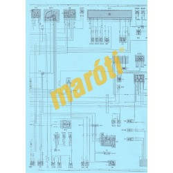Mercedes serie 124 1984-től (Javítási kézikönyv)