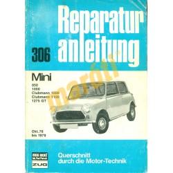Mini 1976 - 1979 (Javítási kézikönyv)