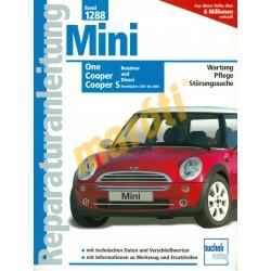Mini One Cooper Cooper S (Javítási kézikönyv)