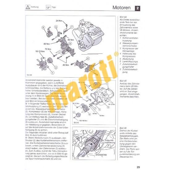 Mitsubishi Pajero 1999-től (Javítási kézikönyv)