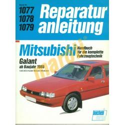 Mitsubishi Galant 1985-től (Javítási kézikönyv)