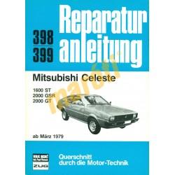 Mitsubishi Celeste (Javítási kézikönyv)