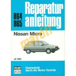 Nissan Micra 1982-től (Javítási kézikönyv)