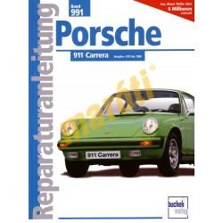 Porsche 911 Carrera 1975 - 1988 (Javítási kézikönyv)