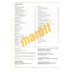 Renault 15, 17  (Javítási kézikönyv)