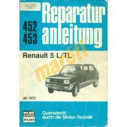 Renault 5  (Javítási kézikönyv)