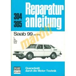 Saab 99 1975-től (Javítási kézikönyv)