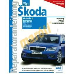 Skoda Octavia II benzin (Javítási kézikönyv)