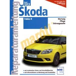 Skoda Fabia II (Javítási kézikönyv)