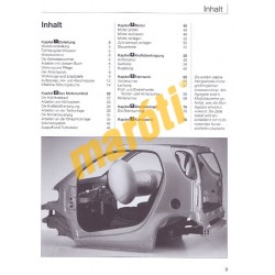 Smart Fortwo, Smart City Coupé 1998-2006 (Javítási kézikönyv)