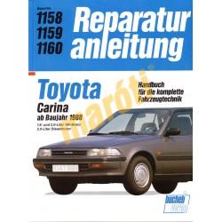Toyota Carina 1988-tól (Javítási kézikönyv)
