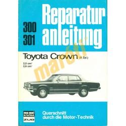 Toyota Crown  (Javítási kézikönyv)