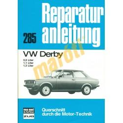 Volkswagen Derby (Javítási kézikönyv)