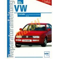 Volkswagen Corrado (Javítási kézikönyv)