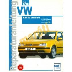 Volkswagen Golf IV, Volkswagen Bora (Javítási kézikönyv)