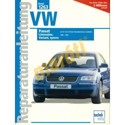 Volkswagen Passat 1999-től (Javítási kézikönyv)