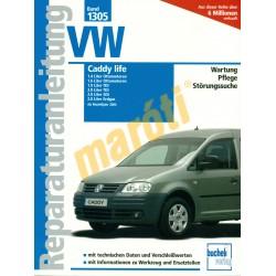Volkswagen Caddy life (Javítási kézikönyv)