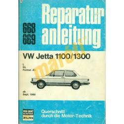 Volkswagen Jetta (Javítási kézikönyv)